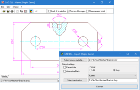 CAD DLL v12
