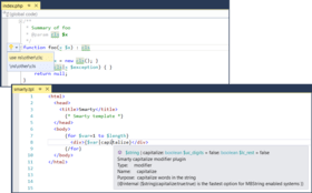 PHP Tools for Visual Studio v1.23
