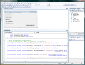 SysInfo DLL SDK v1.0 (Build 1123)