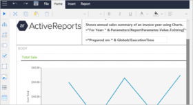 ActiveReports Server 11 Service Pack 2