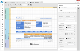 DevExpress Reporting 17.1.5
