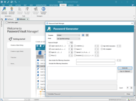 Password Vault Manager 8.6