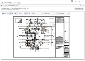 Web CAD SDK v12