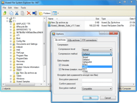 Xceed Zip for .NET V6.4