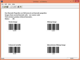 dBarcode DLL - GS1 V8.5