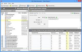 SQL Data Generator v4.0.1