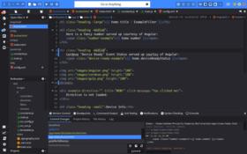 Komodo IDE 11.01