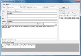 Aspose.Email for .NET V17.11