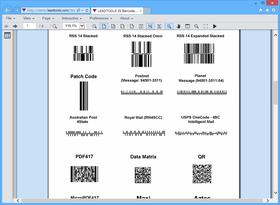 LEADTOOLS Barcode Pro(日本語版)19.0J SP3