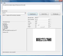 Barcode Xpress Professional ActiveX v12.1