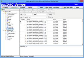 Universal Data Access Components (UniDAC) V7.2.5