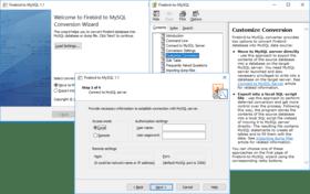 MySQL Migration Toolkit v7.1