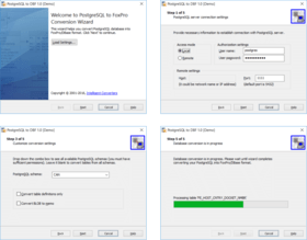 PostgreSQL Migration Toolkit 3.1