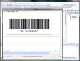 GdPicture.NET 1D Barcode Recognition Plugin v14.0.43