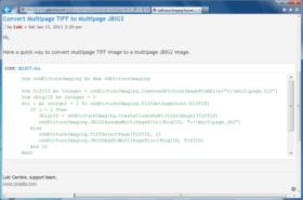 GdPicture.NET JBIG2 Encoder Plugin v14.0.43