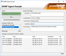 PowerSNMP for .NET V4.10.0.1
