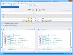 dbForge Schema Compare for MySQL V4.2.35