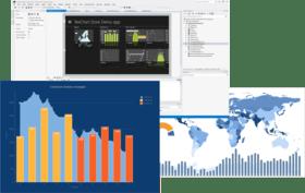 TeeChart for Visual Studio .NET com Source v2018