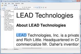 LEADTOOLS Imaging Pro SDK V20 (version de juin 2018)