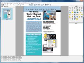 LEADTOOLS PDF Pro V20 (versión de junio de 2018)