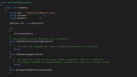 Xceed SFTP for Xamarin V6.6