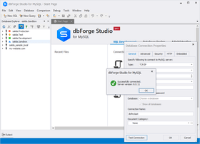 dbForge Studio for MySQL V8.0.40