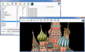 VectorDraw File Converter 4 (Build 7.015.1)