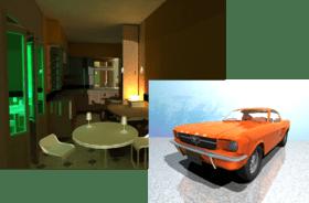 VectorDraw Ray Tracing Engine (vdRay) v7.015.1.1