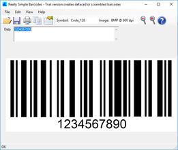 Really Simple Barcodes V5.50