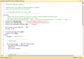 OraPGP v1.3.4
