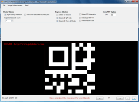 GdPicture.NET QR-Code Reader And Generator Plugin v14.0.62
