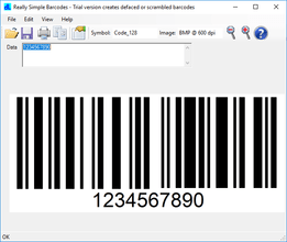 Really Simple Barcodes v5.6