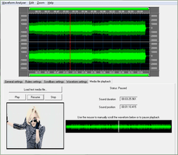 Active Waveform Analyzer released