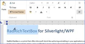 Telerik UI for Silverlight R3 2018