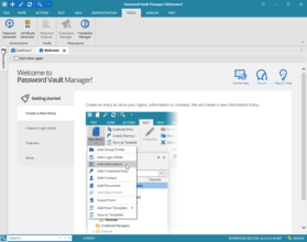 Password Vault Manager v10.0.0.0