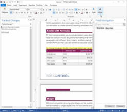 TX Text Control .NET for WPF Professional X16