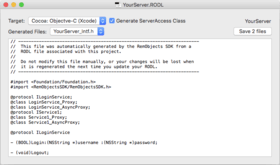 Remoting SDK v9.5
