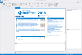 PowerShell HelpWriter 2019 (2.3.42)