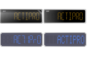 Actipro Gauge for WPF 2018.1(ビルド0674)