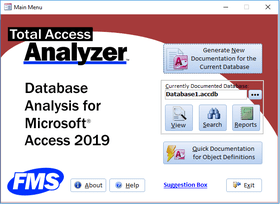 Total Access Analyzer 2019