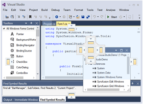 Syncfusion Essential Studio Windows Forms