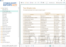Stimulsoft Reports.Wpf 2019.1.1