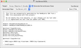 Remoting SDK v9.5.111