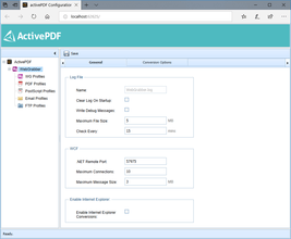 ActivePDF WebGrabber Enterprise 8.1.0