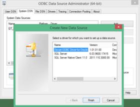 Devart ODBC Driversのアップデート