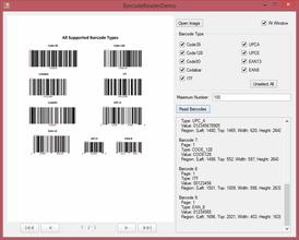 Dynamsoft Barcode Reader 6.5