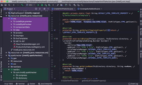 IntelliJ IDEA 2019.1