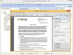 Aspose.PDF for Android via Java V19.3