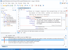 Oxygen XML Author Enterprise V21.1