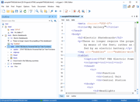 Oxygen XML Editor Professional